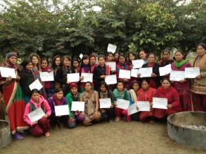 The Nepali Participants