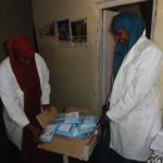 Las-anod, Somalia. August 2014